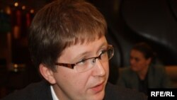 Andrei Soldatov, a founder and editor of the website Agentura.Ru, October 15, 2014.