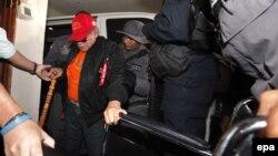 Posljednji snimak Mauela Antonia Noriege koji je bio u kućnom pritvoru kod svoje kćeri u Panami, 28. januara 2017.