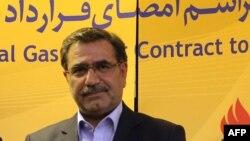 Заместитель министра энергетики Ирана Хамид Реза Араки