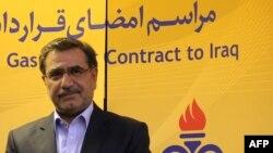 Eýranyň milli gaz kompaniýasynyň (NIGC) müdiri Hamid Reza Aragi