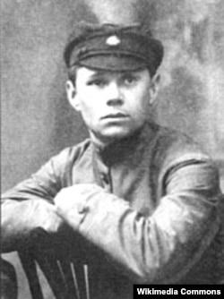 Шамил Усманов (1898-1937)