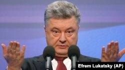 Presidenti ukrainas, Petro Poroshenko, foto nga arkivi