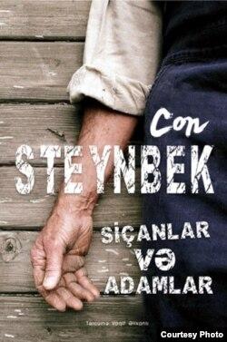 """Con Steynbek """"Siçanlar və adamlar"""" povesti"""