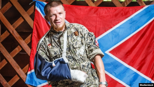 Гражданин России Арсен Павлов (прозвище «Моторола»), боевик группировки «ДНР»
