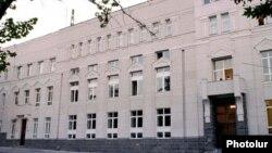 Հայաստանի Կենտրանական բանակի շենքը Երևանում