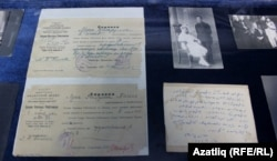 Муса Бигиев документлары