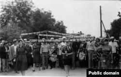 Похороны Мусы Мамута
