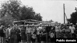 Похорон Муси Мамута