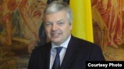 Белгискиот вицепремиер и шеф на дипломатија Дидие Рејндерс