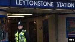 Лондон полициясы (Көрнекі сурет).