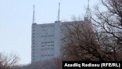 Габалинская радиолокационная станция «Дарьял», 31 марта 2012