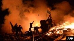 Події на майдані Незалежності в Києві, ілюстраційне фото