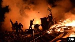 Акції протесту на Майдані, лютий 2014 року