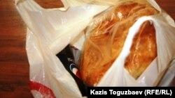 Шынар Бисенбаеваның күйеуіне әкелген сәлемдемесі. Алматы, 27 қаңтар 2014 жыл.