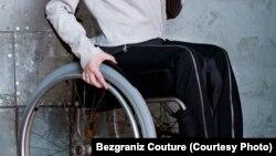Одежда для колясочников из проекта Bezgraniz Couture