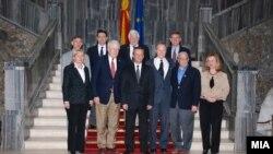 Делегација на Конгресот на САД на средба со пратениците во Собрание на Македонија.
