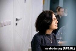Журналістка Галіна Жарко