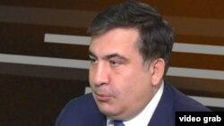 Украинаның Одесса облысының губернаторы Михаил Саакашвили.