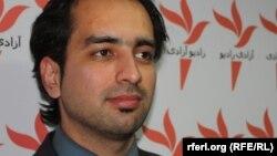 Afghan presidential spokesman Aimal Faizi