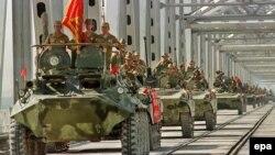 Вывод советских войск из Афганистана (архивное фото)