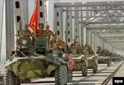 Вихід Радянської армії з Афганістану, травень 1988 року