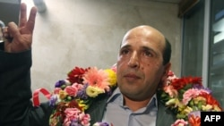 """Heaven"" at last for one of former Iran Prime Minister Shapour Bakhtiar's killers."