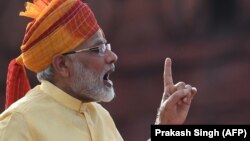 Индискиот премиер Неренда Моди.
