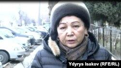 Алия Баймурзаева.