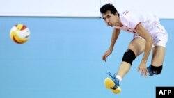 تصویر آرشیوی از بازی ایران در بازیهای آسیایی ۲۰۱۴