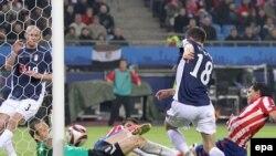 """Финал Лиги Европы, """"Атлетико"""" - """"Фулхэм"""". Гамбург, 12 мая 2010 г"""