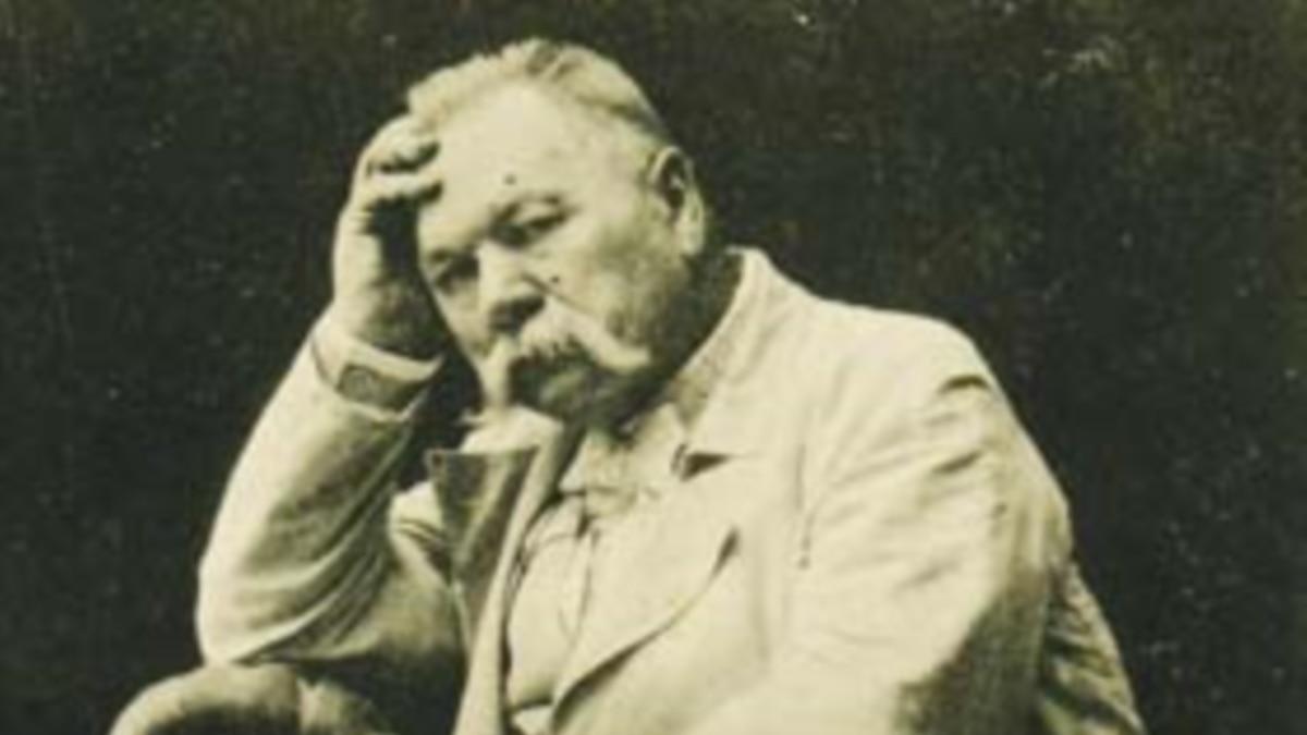 Марко Кропивницкий: как театральный корифей творил национальный дух
