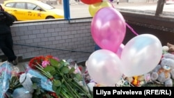 Москва скорбит по убитой девочке
