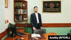 Мәскәү җәмигъ мәчетенең баш имамы Илдар хәзрәт Әләүтдинов