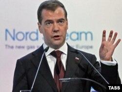 Дмитрий Медведев, раисиҷумҳури Русия