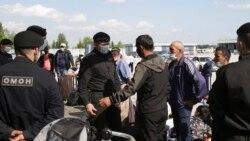 Türkiýede petikleme wagty işsiz galan käbir türkmen migrantlary köprüleriň aşagynda ýatyp turýar