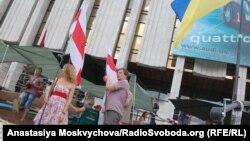 Кіеў, 17 ліпеня 2012 году
