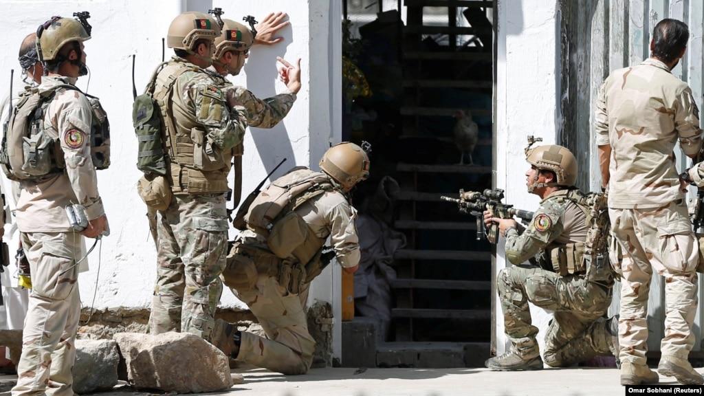 Gunmen Attack Shi'ite Mosque In Kabul, Casualties Reported