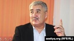 Әміржан Қосанов, саясаткер.