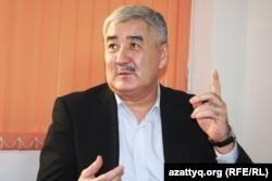 Политик Амиржан Косанов.