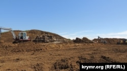 Розкопки в Керчі, травень 2017 року, ілюстраційне фото