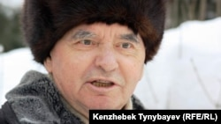 Герольд Бельгер, писатель. Алматы, 27 декабря 2009 года.