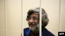 Андрей Аллахвердов, один из подсудимых