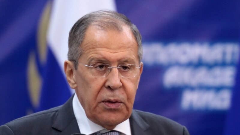 Russian Foreign Minister To Discuss Karabakh Issue In Azerbaijan