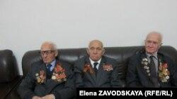 Абхазские ветераны Великой Отечественной войны (архив)