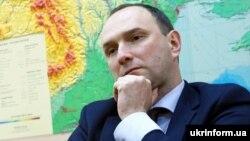 Ուկրաինայի ԱԳ փոխնախարար Եգոր Բոժոկ, արխիվ
