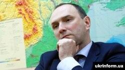 Голова Служби зовнішньої розвідки України Єгор Божок. Київ, 18 січня 2019 року