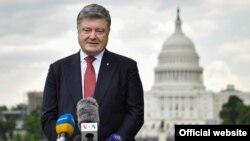 Președintele Petro Poroșenko la Washington