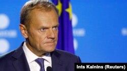 Дональд Туск, Еуропа кеңесінің төрағасы.