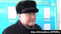 Рысбек Сарсенбай, брат оппозиционного политика Алтынбека Сарсенбаева, убитого в 2006 году.