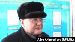Рысбек Сәрсенбай. Талдықорган, 10 қаңтар 2014 жыл.